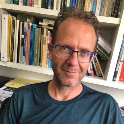 Professor Jeroen Klink