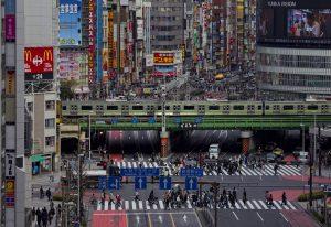 Tokyo by chrisjongkind